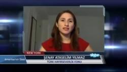 Amerika'da Türkiye İçin Bağış Kampanyası