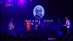 "Backstage at ""Hamilton Live"" (VOA On Assignment Dec. 27)"