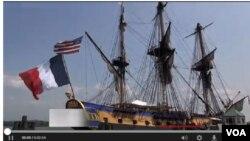 18世紀'自由之船'複製品