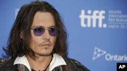 Aktor Johnny Depp mengelola salah satu unit penerbitan buku HarperCollins Publishers. (Foto: Dok)