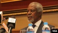 Annan အစီရင္ခံစာ ရခိုင္ျပႆနာလမ္းျပေျမပံု ျဖစ္သင့္