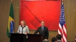 2012-04-17 粵語新聞: 希拉里克林頓:顯示核談誠意責任在伊朗