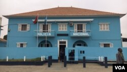 Polícia Nacional Namibe, Angola