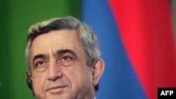 Ermənistan prezidenti Ukraynaya səfərə hazırlaşır