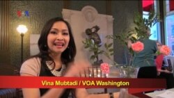 VOA Pop News - Workshop Ikebana