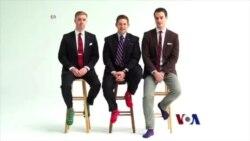 美国袜子在网上崭露头角