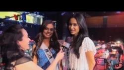 Ngobrol dengan Puteri Indonesia dan Miss India