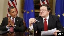 Prezident Obama: Amerika Yevropaga qarab qoldi