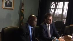 Zimbabwe and Germany Mend Bridges, Pledge Economic Cooperation