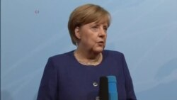 G-20 Summit in Hamburg, Germany