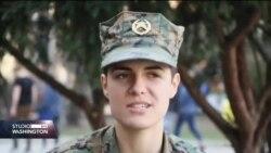 Dajana Dangubić - inženjerka koja vozi tenk Oružanih snaga BiH