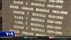 Fëmijët e vrarë gjatë luftës në Kosovë