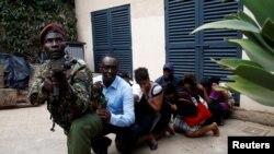 Ataque em Nairobi, Quénia