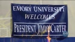 Колишньому президенту США 95: Секрети довголіття Джимі Картера. Відео
