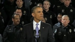 Obama Pushes For Stronger Gun Laws