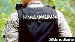 Pripadnik žandarmerije Republike Srbije, Foto: official website