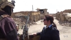 Iraq Video Diary: Touring the Shattered North