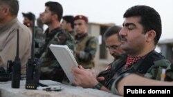 بەڕێز:سیروان بارزانی بهرپرسی میحوهری هێزهكانی پێشمهرگهی ههرێمی كوردستان--عێراق