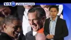 Ông Obama và ông Romney giễu cợt lẫn nhau