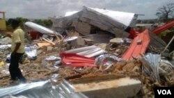 Demolições Luanda Viana (foto de arquivo)
