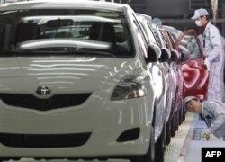 Yaponiyadan avtomobil va ehtiyot qismlar eksporti to'xtab qolgan
