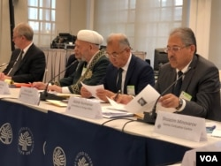 O'zbekiston delegatsiyasi, Vashington, 21-may, 2019