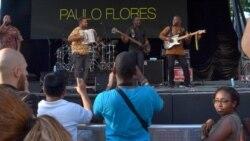 """""""Nova Iorque precisa de ouvir mais música da África lusófona"""", Paula Abreu, directora adjunta de Programação do Festival SummerStage"""