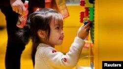 Lego dinilai mainan yang mendidik, karena mengajari anak-anak kreativitas dan mengembangkan imajinasi (foto: ilustrasi).