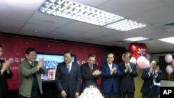 台湾海基会庆祝成立21周年