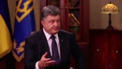 VOA Exclusive: Poroshenko Wants Russia Stripped of UN Veto Power