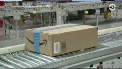 Какая связь между облачным сервисом компании «Амазон» и грузовиками?