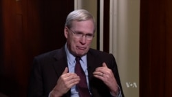 VOA Interview: Former US National Security Adviser Stephen Hadley Weighs In on Middle East, North Korea