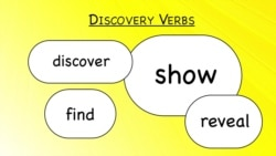 Everyday Grammar: Discovery Verbs (Present Perfect Tense) 현재완료 시제