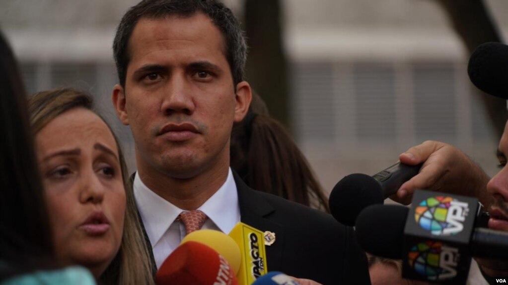 Venezuela: Gobierno encargado denuncia desaparición de tío de Guaidó