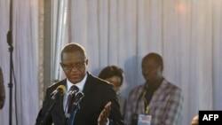 Maman Sambo Sidikou, intumwa idasanzwe y'umunyamabanga mukuru wa ONU muri republika iharanira demokarasi ya Kongo
