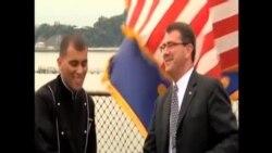 奧巴馬宣佈提名卡特擔任國防部長