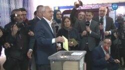 Kılıçdaroğlu Ankara'da Oyunu Kullandı