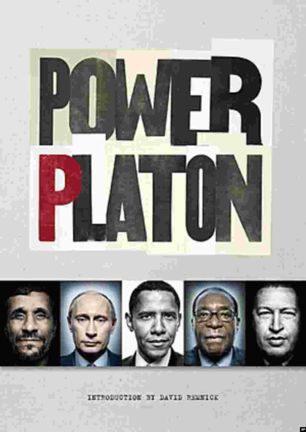 """《纽约客》杂志摄影记者普莱敦•安东尼奥(Platon Antoniou)在这一组""""权力肖像""""照片中试图捕捉到世界领导人公众形象背后的个性。"""