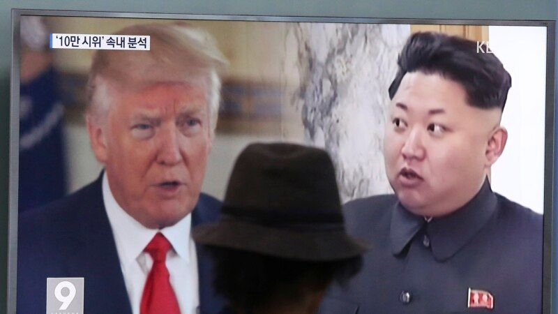صدر ٹرمپ کی شمالی کوریا کو دوبارہ دھمکی