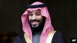سعودی ولی عہد محمد بن سلمان۔ فائل فوٹو