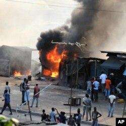 Des affontements entre les FDS loyales à Gbagbo et des pro-Ouattara