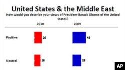 Анкета: Арапите обесхрабрени од политиката на САД