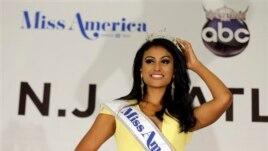 Nina Davuluri Miss America 2014