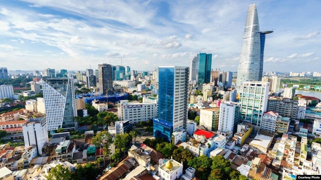 Quang cảnh thành phố Hồ Chí Minh. Thị trường bất động sản Việt Nam đang thu hút nhiều khách mua Trung Quốc do giá cả thấp và chính sách được cải thiện. (Photo by Pexels.com)