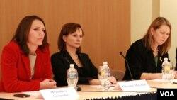 Myroslava Gongadze to address Washington D.C. Press Club event.