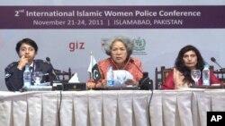 محکمہ پولیس میں خواتین کی نمائندگی بڑھانے پر زور