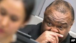 Jean-Pierre Bemba, CPI, La Haye, le 21 mars 2016.