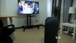 Robot Can Turn On TV, Remind You to Do Errands