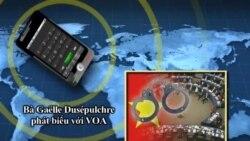 Truyền hình vệ tinh VOA Asia 25/4/2013