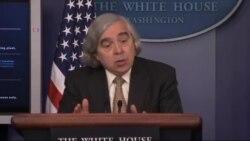 گفتوگوی وزیر انرژی آمریکا با خبرنگاران درباره تفاهم هستهای با ایران